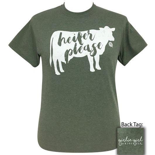 """Heifer Please"" GGO T-Shirt"