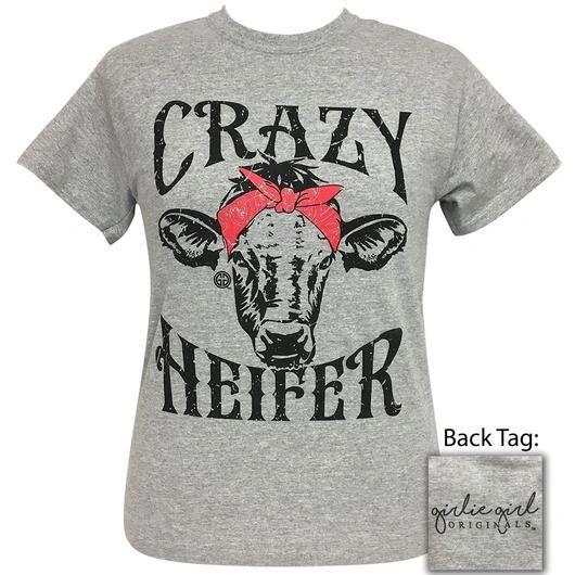 """""""Crazy Heifers"""" GGO T-Shirt"""