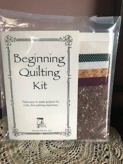 Beginning Quilting Kit