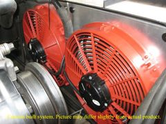 Hummer H2 Extreme Fan System