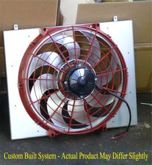 Chevy SSR Extreme Electric Fan System