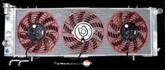 Cherokee XJ 1987-2001 (Aluminum Radiator Kit) -