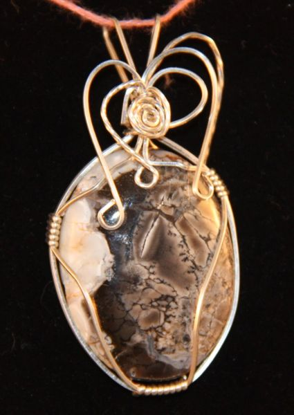 Agate Pendant (sold)