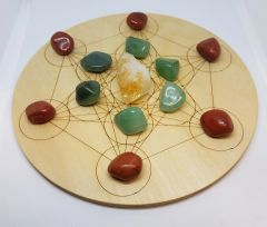 Crystal Grid Kit - Protection