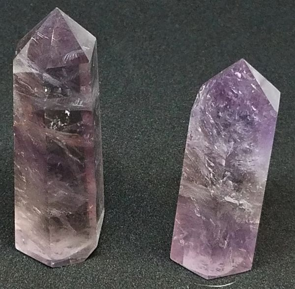 Amethyst Standing points