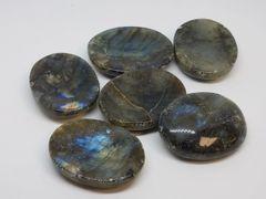 Labradorite Worry Stones