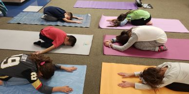 drop in yoga, yoga for families, yoga for everyone, yoga for all