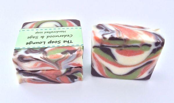 Cedarwood & Sage Soap