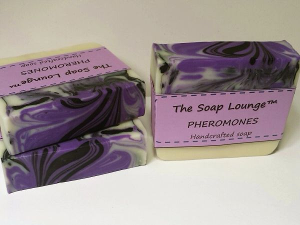 Pheromones Soap