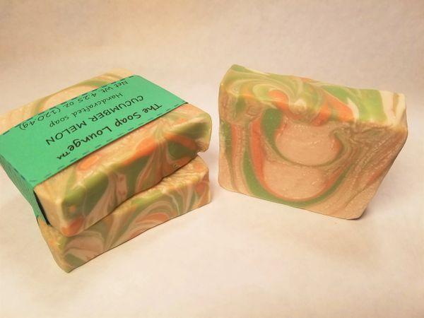 Cucumber Melon Soap