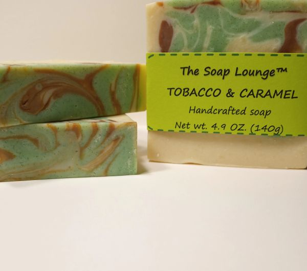Tobacco Caramel Soap