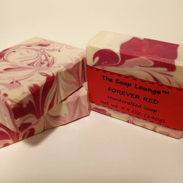 Forever Red Soap