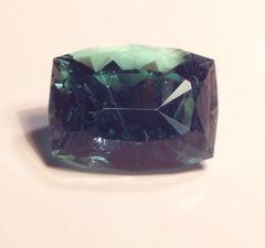 RB1-0030; Blue-Green Beryl, Madagascar, Untreated