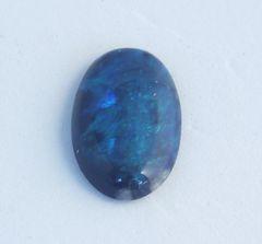 CO2-0044; Black Opal, Australia, Untreated
