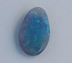 CO2-1009; Black Opal, Australia, Untreated