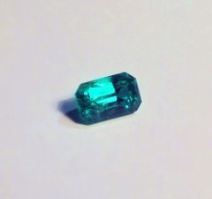 RB2-0002; Emerald, Afghanistan, Epo Resin Treated