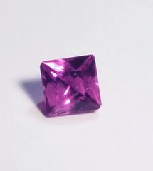 RC2-0003; Sapphire, Pink, African, Likely Heated