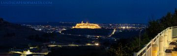 Cittadella Gozo - Landscape photography prints of Mala & Gozo by Derrn Vella
