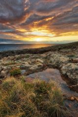 Lapsi sunset - Landscapes of malta and gozo. Derren vella fine art landscapes of malta and Gozo
