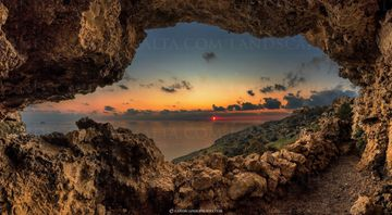 Dingli at sunset - Fine art Photography, Landscapes of malta and gozo by Derren Vella. Dingli Cliffs