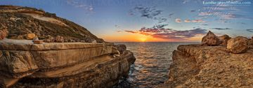 Blata tal melh panorama - Fine art Photography,  Panoramas of malta and gozo by Derren Vella
