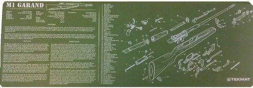 M1 GARAND WWII & KOREA WAR .30-06 RIFLE OLIVE DRAB GREEN