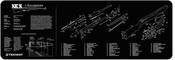 SKS SOVIET 7.62x39mm RIFLE