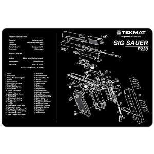 SIG SAUER P220 9mm PISTOL TEKMAT
