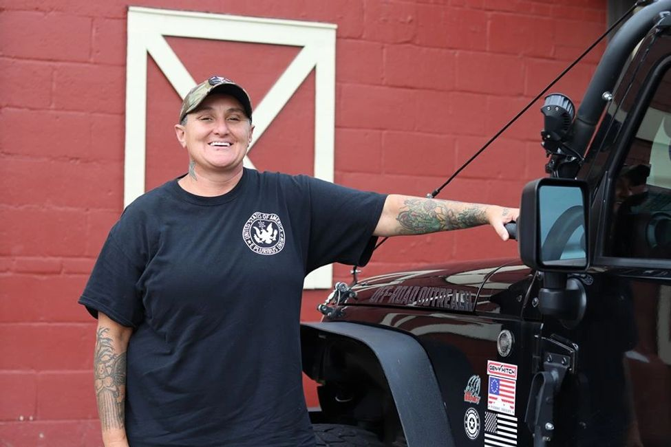 Off-Road Outreach Executive Director Stacey Buckner