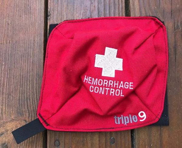 Outdoor Trauma Kit (Empty)