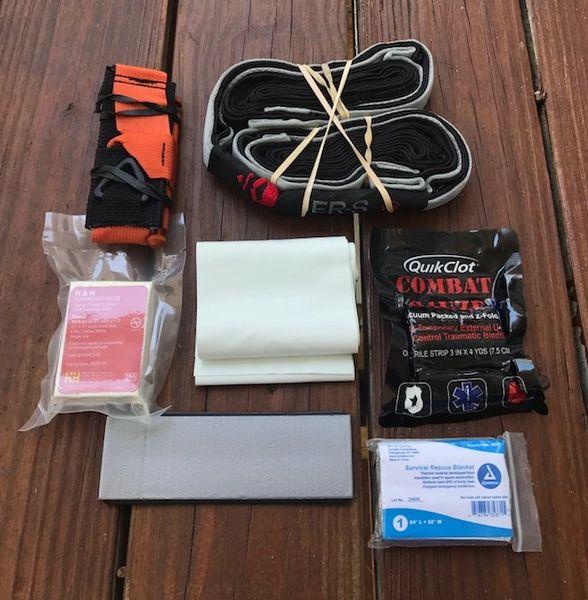 Outdoor Trauma Kit SAR ERS Loadout