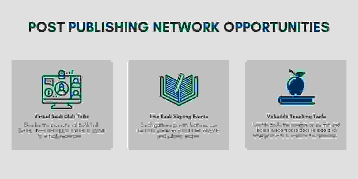Best Selling Book Program network opportunities