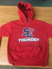 SLJL TRAVEL HOODIE WITH LOGO