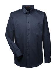 ANDERSEN MEN'S TALL FULL BUTTON DRESS SHIRT