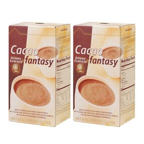 Douwe Egberts 2 Liter Cacao Fantasy (Two)