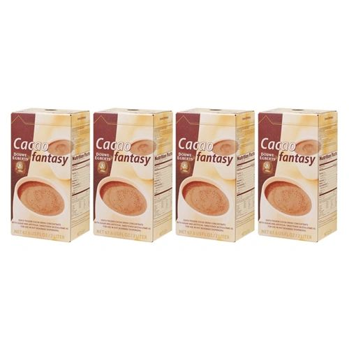 Douwe Egberts 2 Liter Cacao Fantasy (Four)