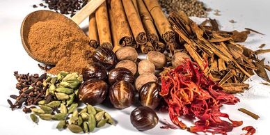 Brazspice International Spices offering Nutmeg, Cassia, Cinnamon, Pepper, Mace, Turmeric, Cloves, Cardamon
