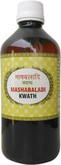 Mashabaladi Kwath (Pack of 5 Bottles 400 ml each)