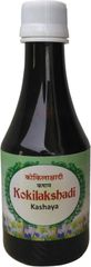 Kokilakshadi Kashaya ( Pack of 2 bottles 200ml each)
