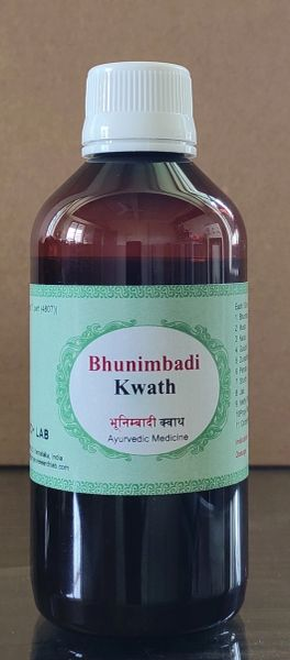 Bhunimbadi Kwath 200ml x 4 packs