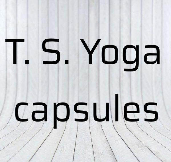 T S Y (30 Capsule) X 2 packs