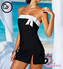 Baby Doll Bikini Dress