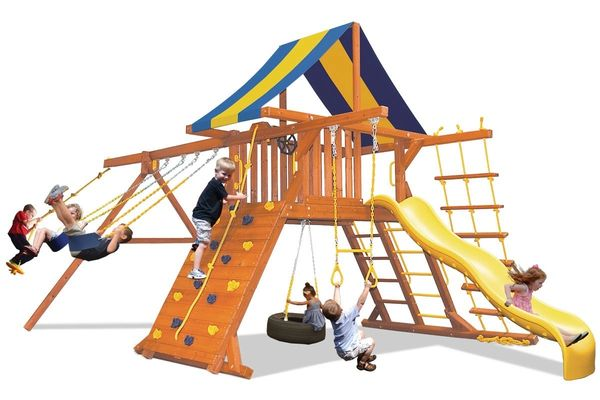 Original Playcenter nicely equipt