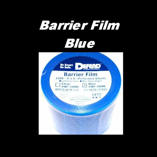 "Barrier Film 1200 4""x6"" sheets"