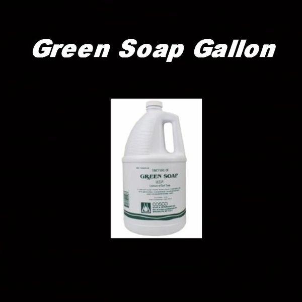 Green Soap Gallon