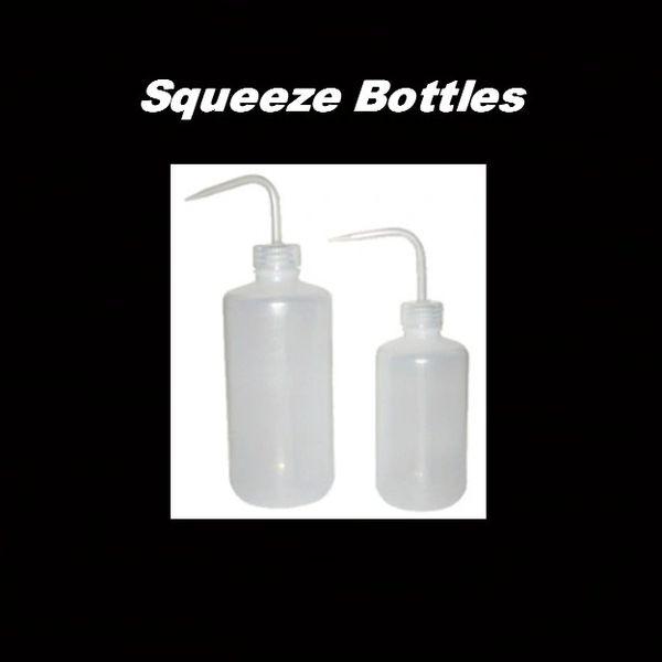 Squeeze Bottles 8oz & 16oz