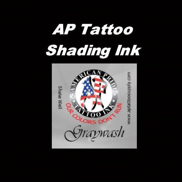 AP Black Shading Ink