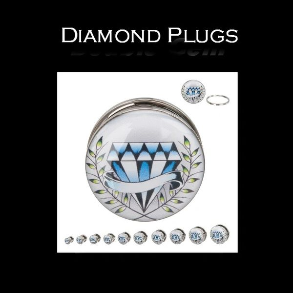 Diamond Plugs