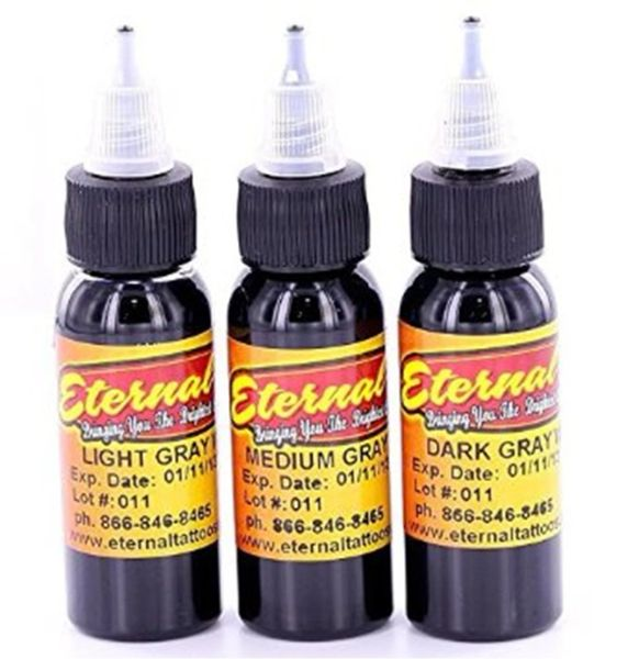 Eternal Gray Wash Set 1oz