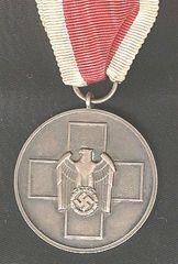 WW II GERMAN SOCIAL WELFARE MEDAL